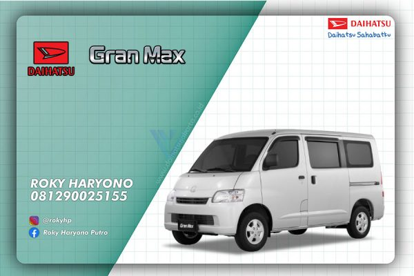 Daihatsu Gran Max MB