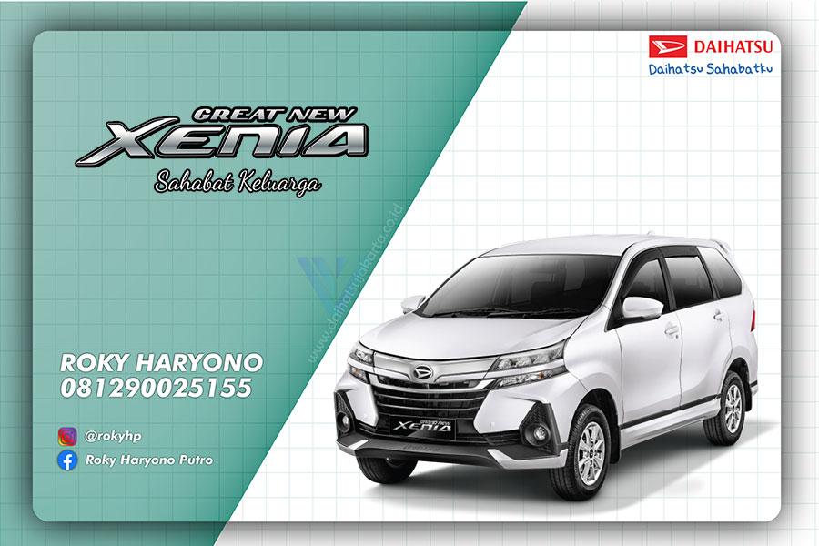 Daihatsu Xenia