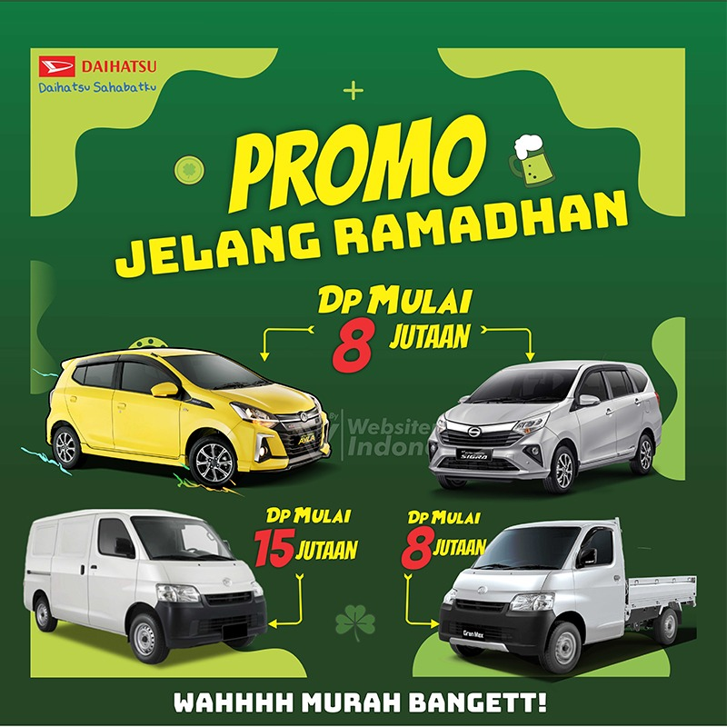 Promo Jelang Ramadhan